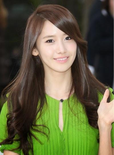 Yoona+Hairstyle