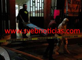 Matan a dos hombres en la colonia Flores Magón del puerto de Veracruz