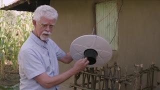 Trappole cattura zanzare con odore di pelle umana - Video