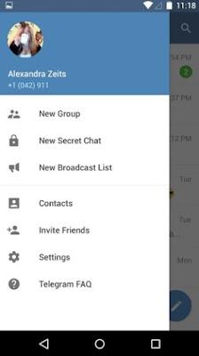 WhatsApp'a alternatif ve MSN'i özleyenlere özlem gidertecek açık kaynak kodlu Telegram Messenger