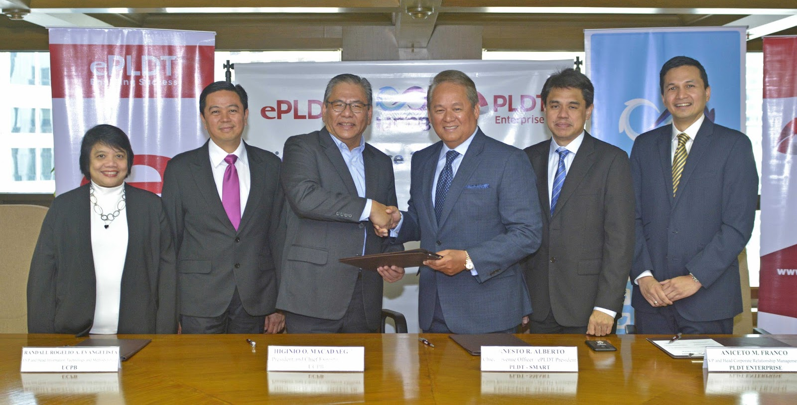 UCPB partners with ePLDT, PLDT Enterprise for its adoption of Microsoft Office 365