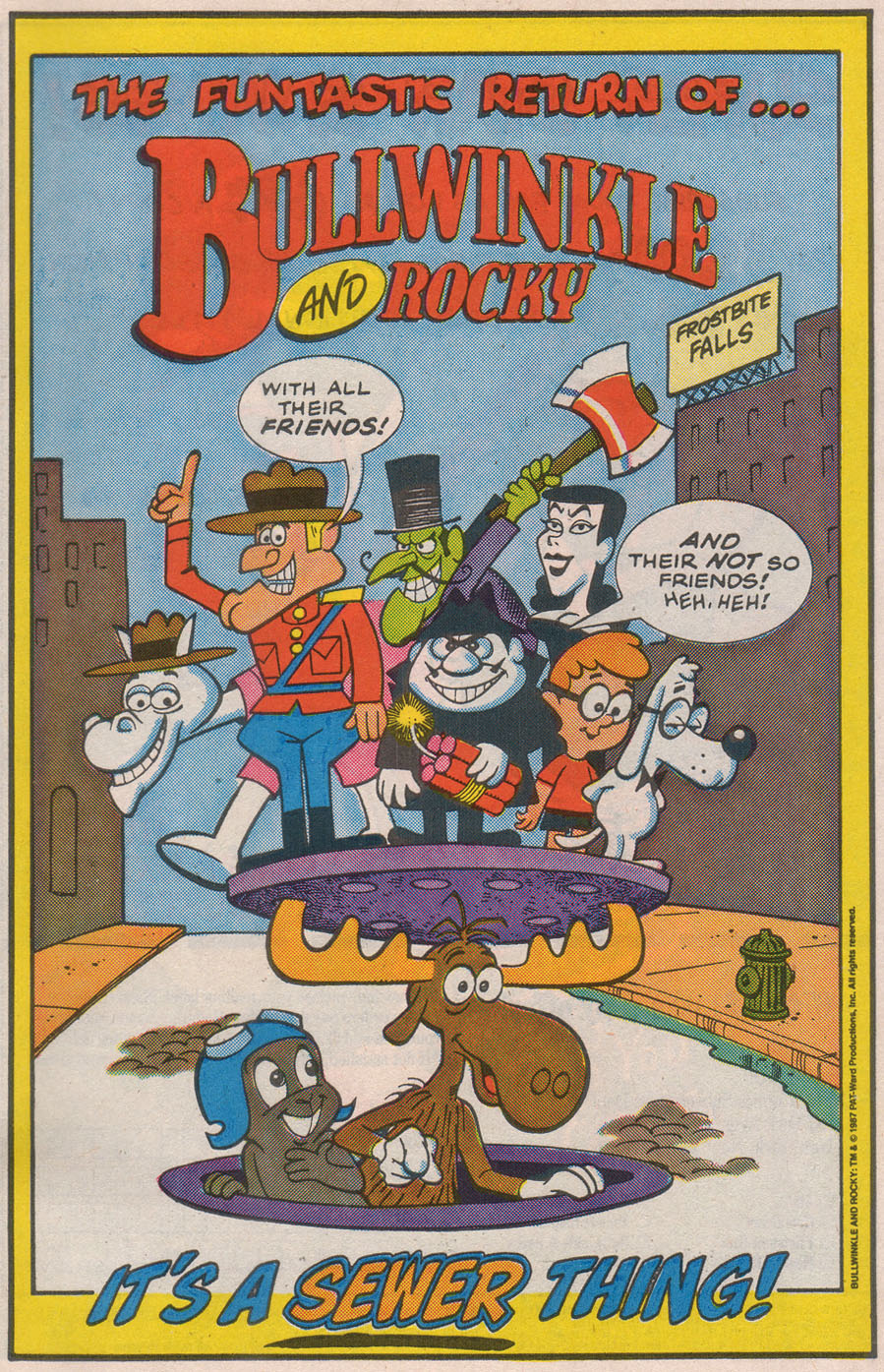 Read online ALF comic -  Issue #8 - 33
