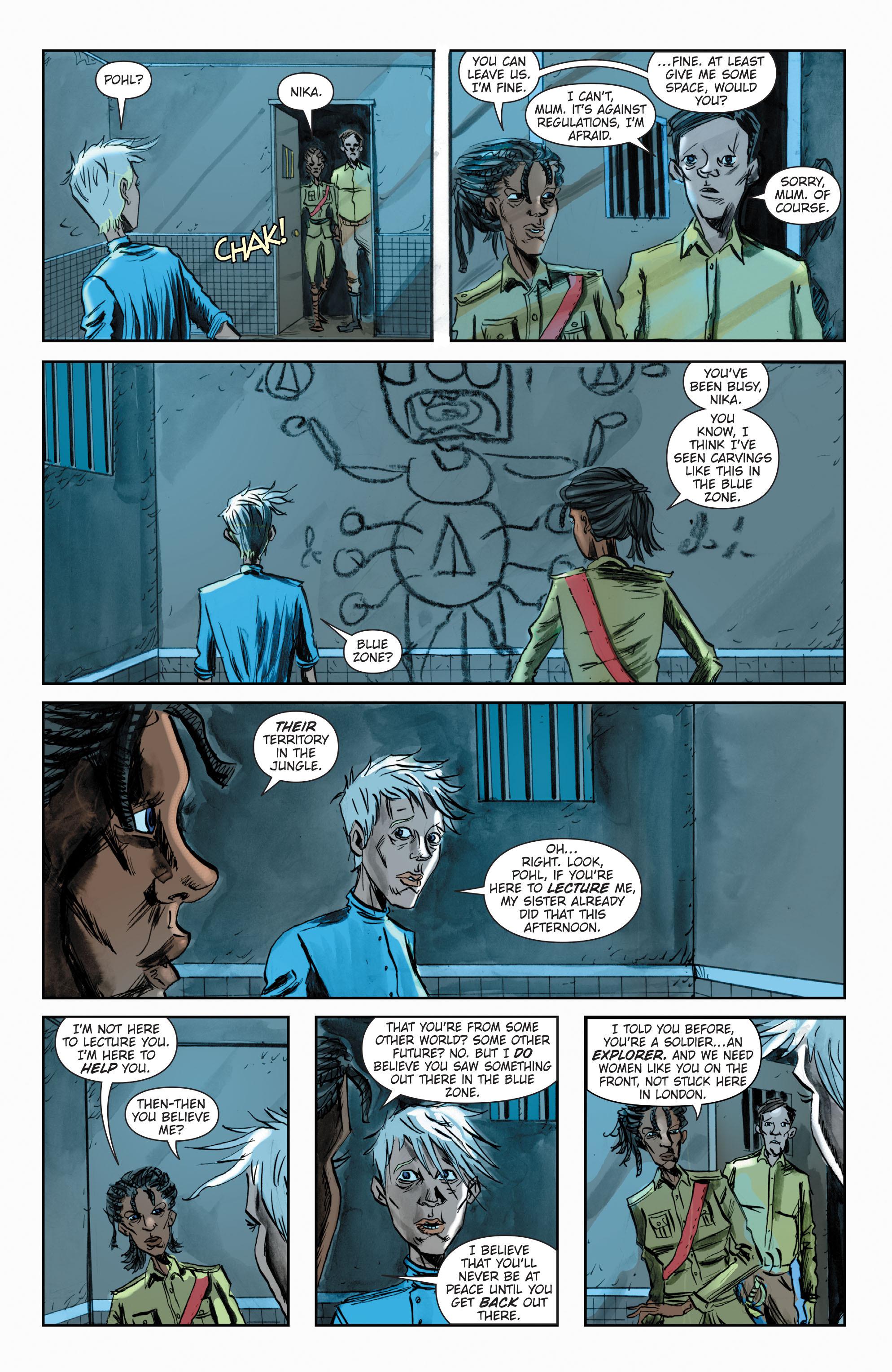 Read online Trillium comic -  Issue # TPB - 150