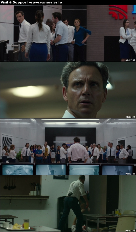 The Belko Experiment 2016 English 480p BRRip 300MB ESubs