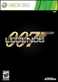 007 Legends (X-BOX360) 2012
