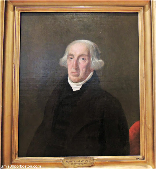 Retrato del Mayor Thomas Melvill