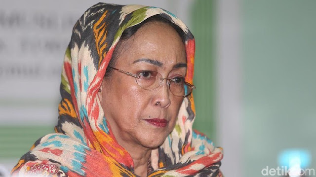 Polri: Belum Ada Pemeriksaan Sukmawati soal Puisi 'Ibu Indonesia'