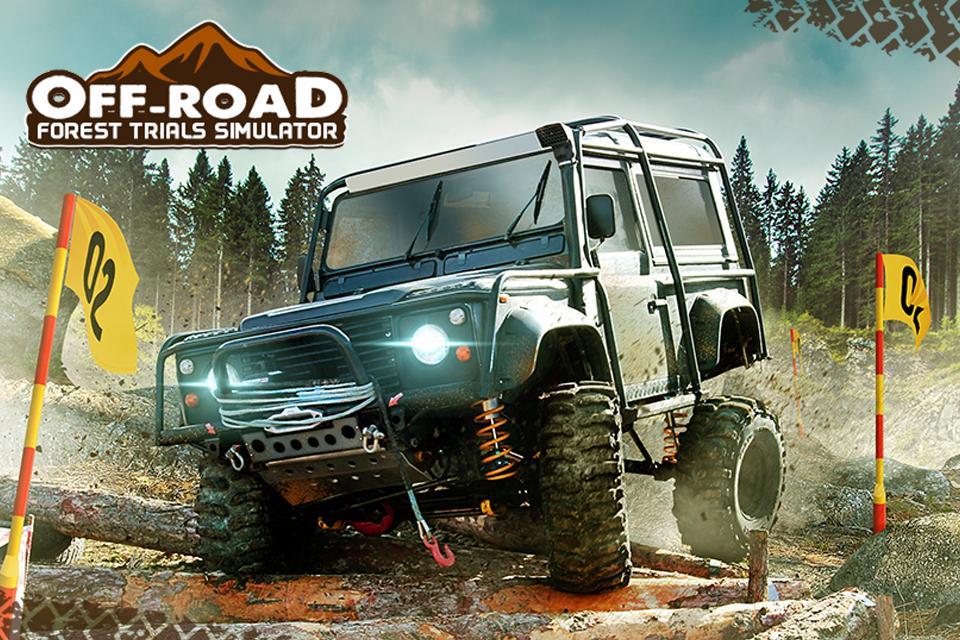 4X4 OffRoad Racer Racing Games MOD APK