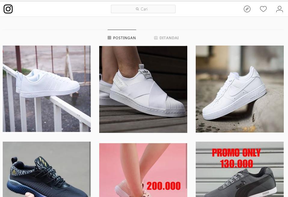 converse.sneaker merupakan toko online shop yang berada di ITC Kuningan  Jakarta Selatan 8059e3457e