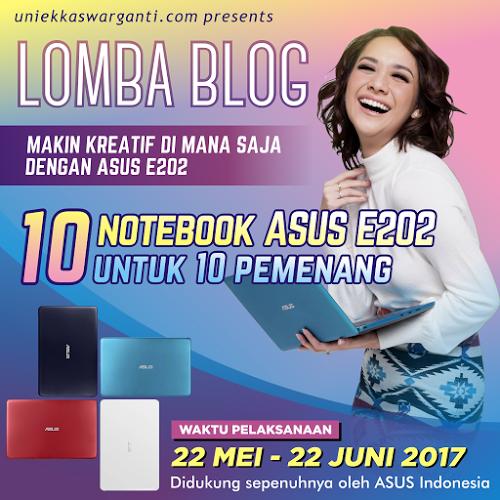ASUS EeeBook E202, Laptop Yang Saya Butuhkan Saat Ini!
