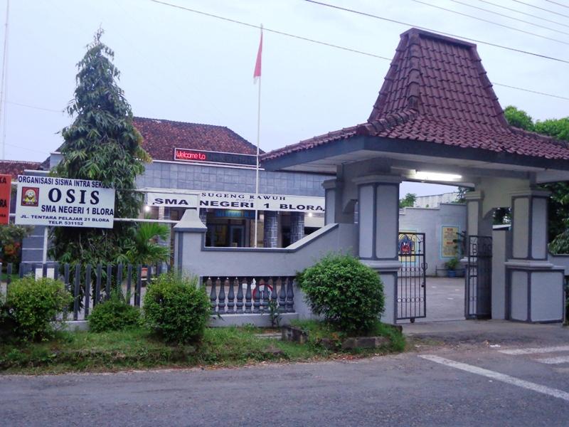 Daftar SMA Negeri Terbaik Kab Blora JATENG Sekolah Pilihan Favorit Unggulan dan Berprestasi