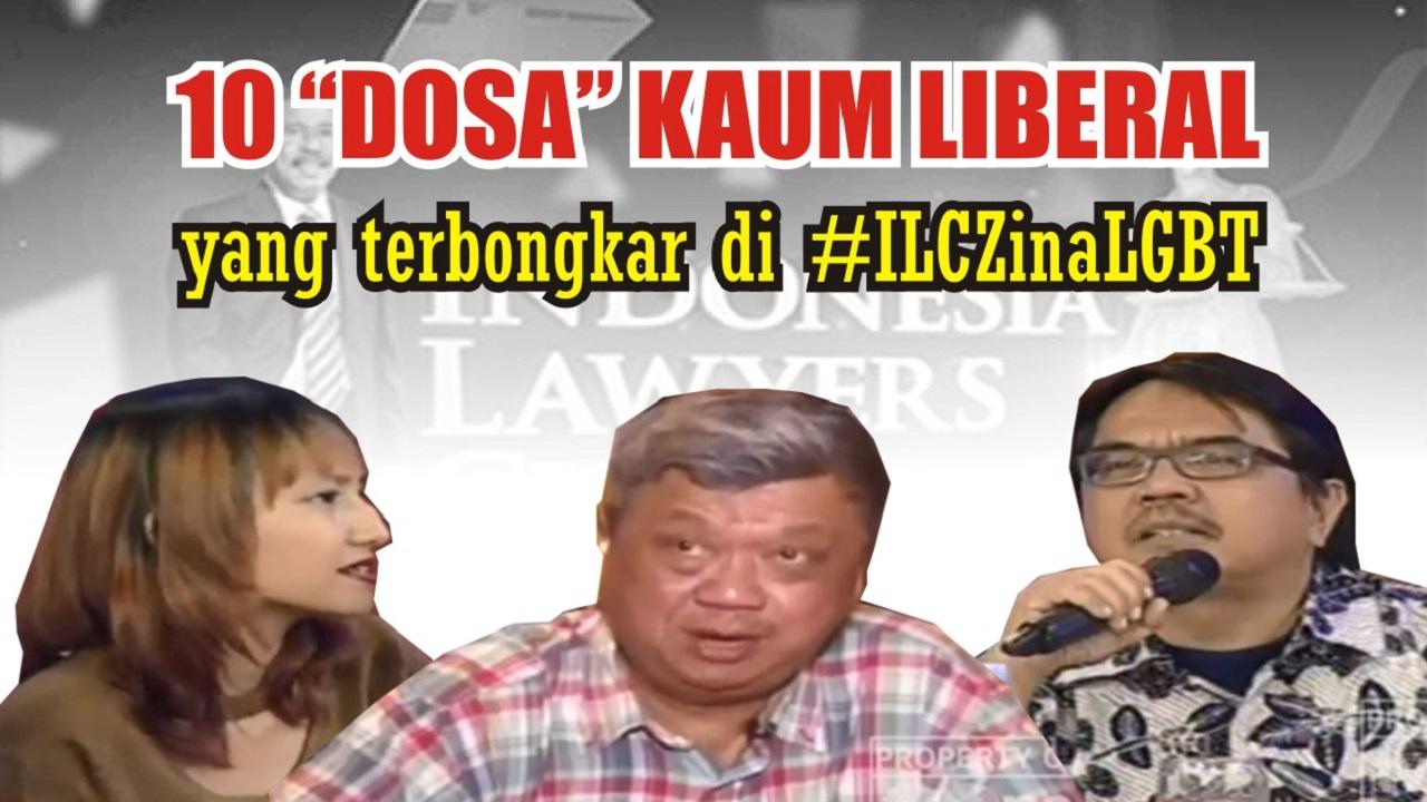 10 dosa kaum liberal di ILC