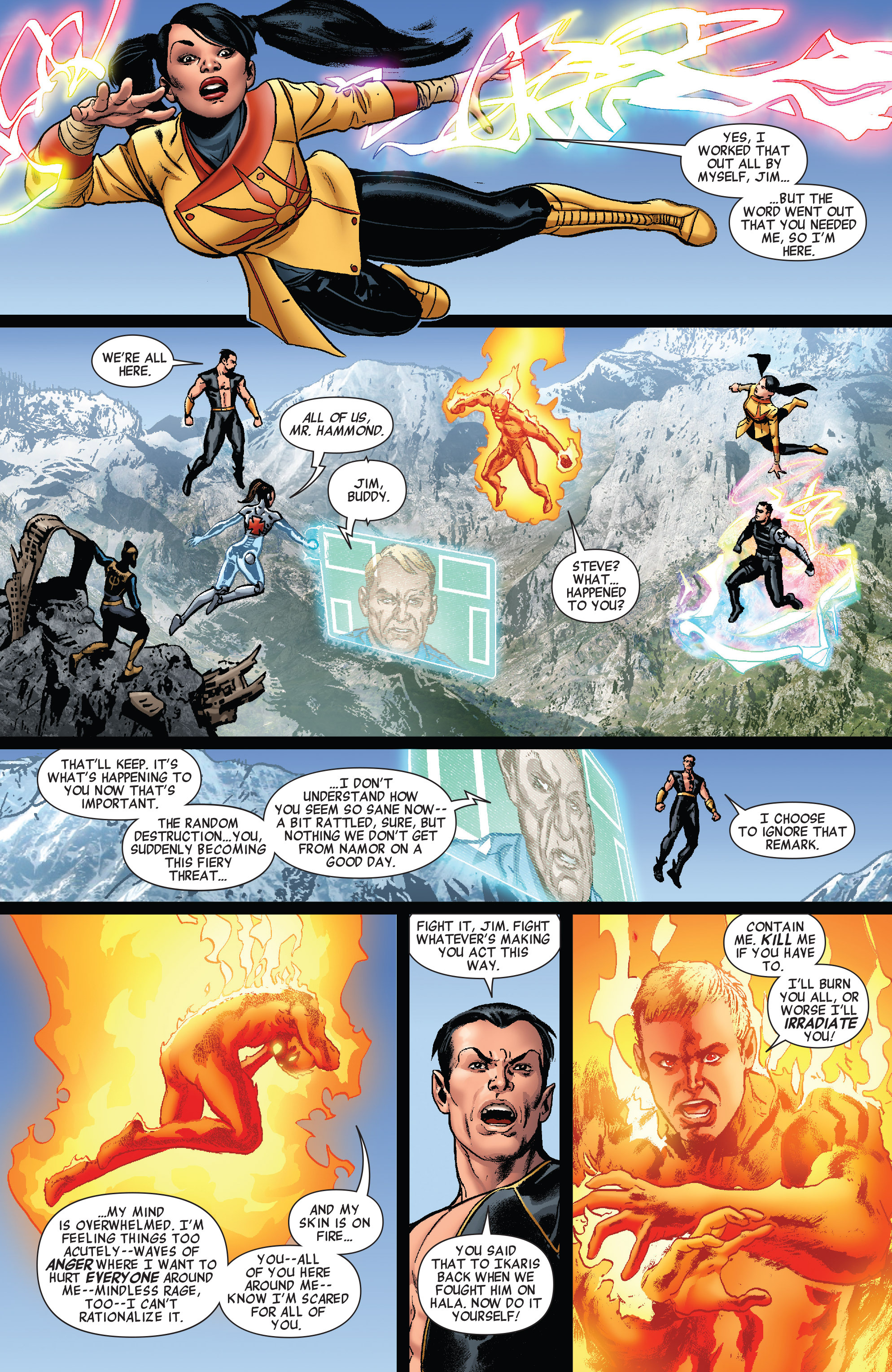 Read online All-New Invaders comic -  Issue #11 - 14