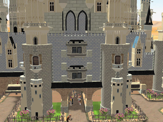 Walt Disney World rct3 custom scenery