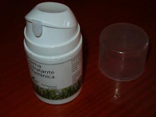 Crema Hidratante Vitamínica de Natural Carol