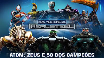 Real Steel v1.31.1 Apk Mod