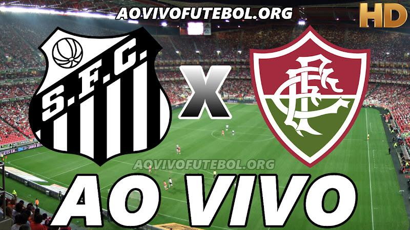 Santos x Fluminense Ao Vivo HD TV PFC