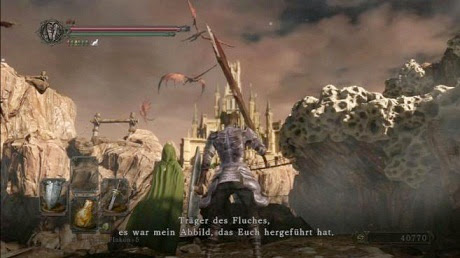 Dark Souls 2,  Navlaan's Assassin Quest