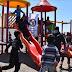 Turkish aid agency inaugurates playground in Idlib