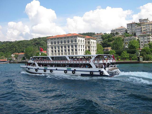 Bosporus Cruise - 9D Turkey Hot Deal 21 Sept 2018 by Saudia Air - Salika Travel
