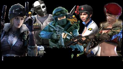 Halo Sobat Setelah Dulu Saya Pernah Membagikan Stok Nick Name Char Keren Game Point Blank Special Force  Counter Strike Online X Shot Final Bullet