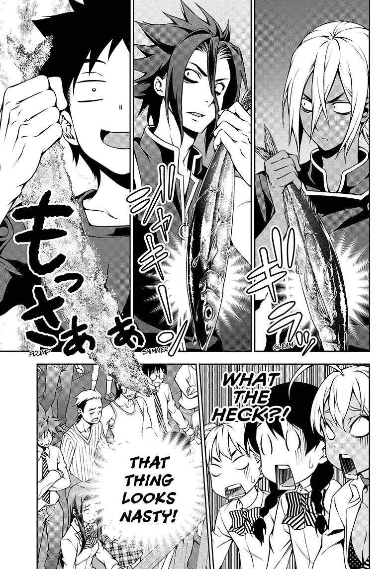 Shokugeki no Soma - Chapter 108