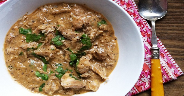 Garlicky Tahini Chicken Recipe