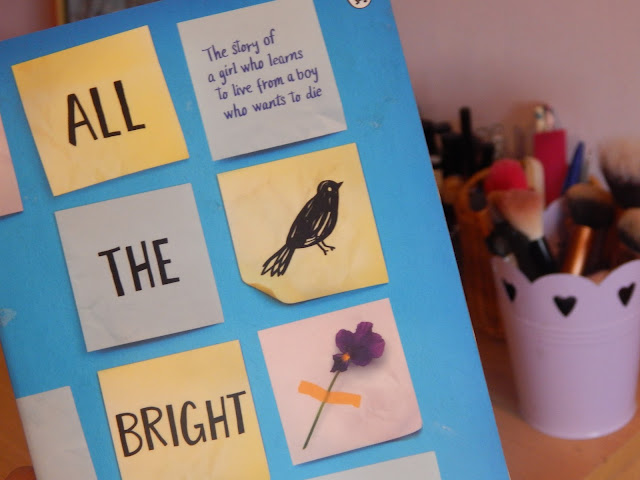 'All the Bright Places' by Jennifer Niven, book June favourite
