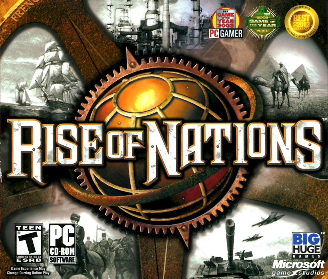 rise of nations free download full version mac