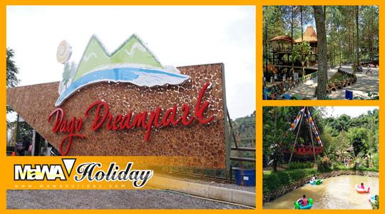 Dago Dream Park Bandung - Info Wisata Dan Harga Tiket Masuk
