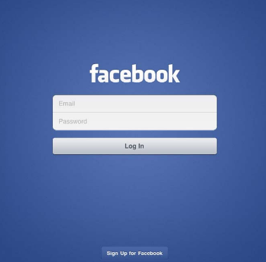Facebook Home Page Sign In