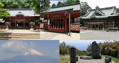 伊豆・箱根の二所詣
