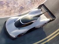 What is an Volkswagen 'I.D. R Pikes Peak' Racecar?