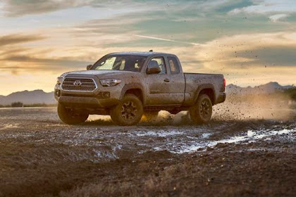 Toyota Tacoma TrD Off-Road 4×4 Review 2016
