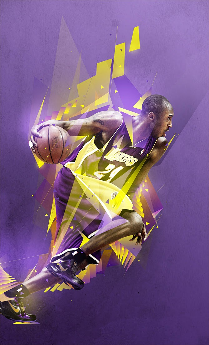 Art En Masse: Kobe Bryant | Broken Leagues — a fantasy ...