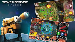 Tower Defense – Invasion TD Apk v1.2 (Mod Money)