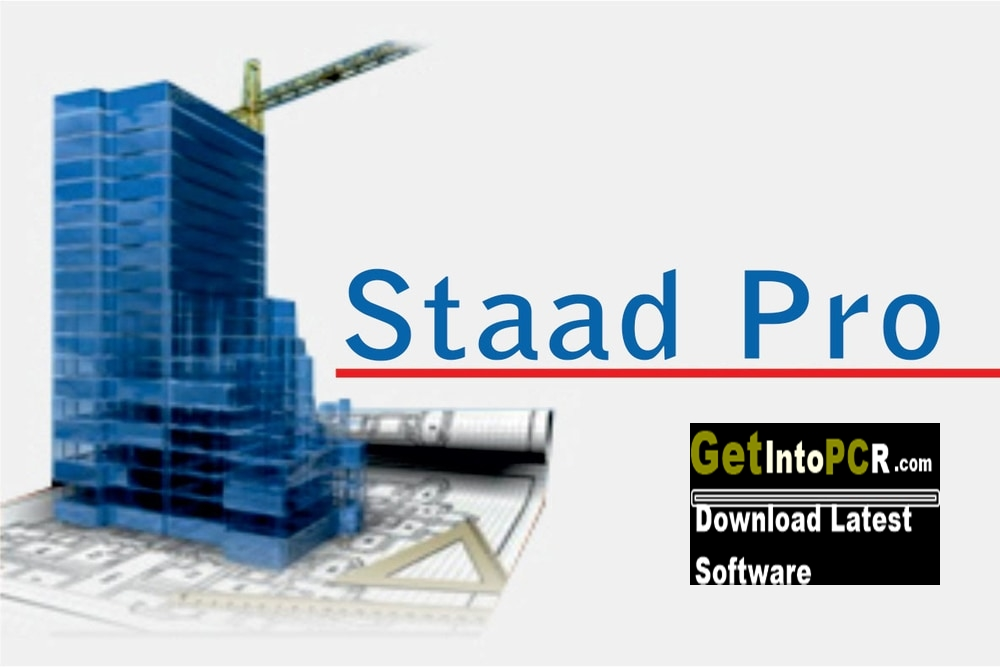 Staad pro connect edition 21 free download.