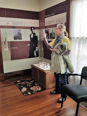 Carrie Chapman Catt Girlhood Home, Charles City, Iowa
