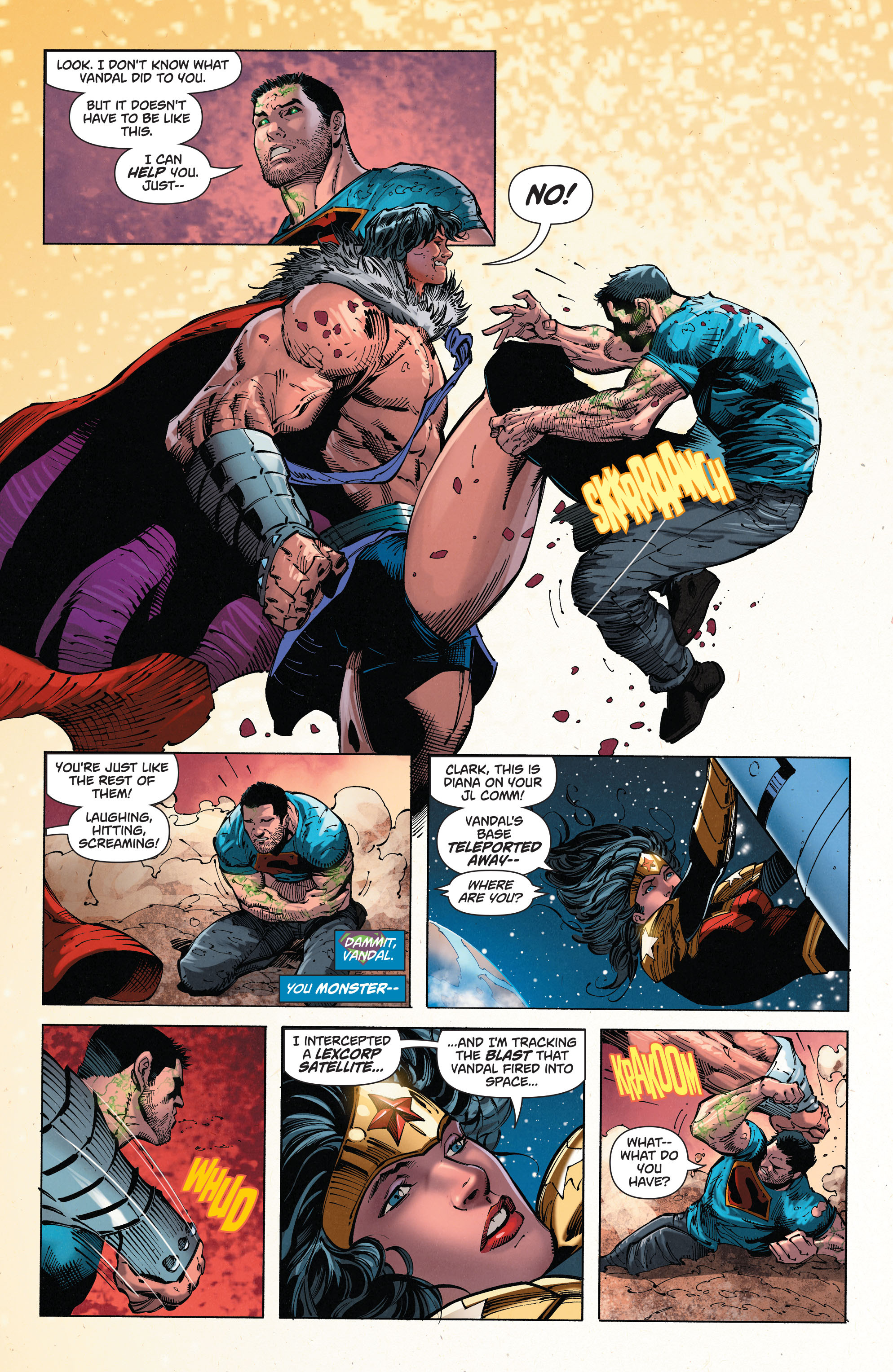 Read online Action Comics (2011) comic -  Issue #49 - 20