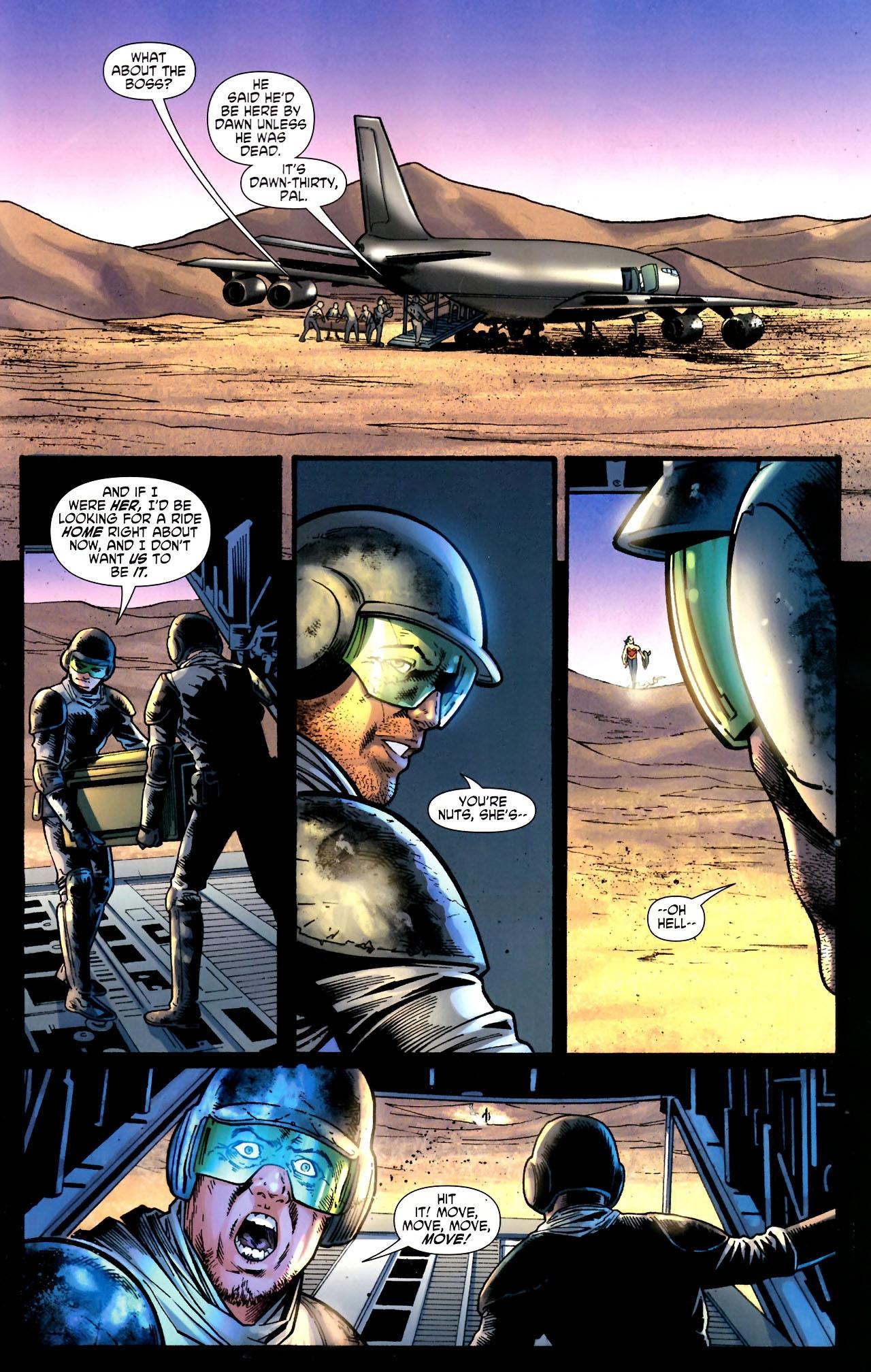 Read online Wonder Woman (2006) comic -  Issue #604 - 18