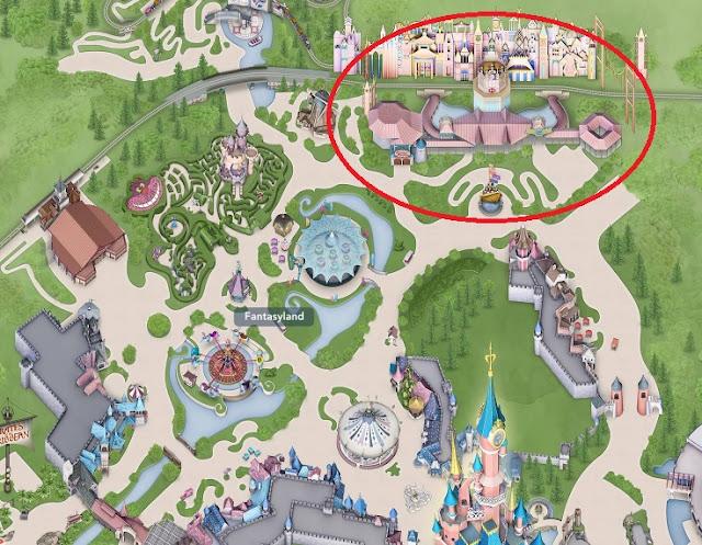 Visite à Disneyland Paris Le Labyrinthe D Alice