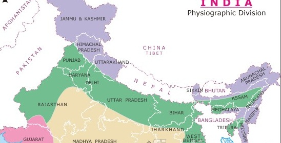 THE GREAT INDIAN CONTINENT: THE NORTHERN PLAINS OF INDIA