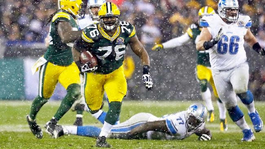 NFL Preview: The Green Bay Packers Vs. The Detroit Lions