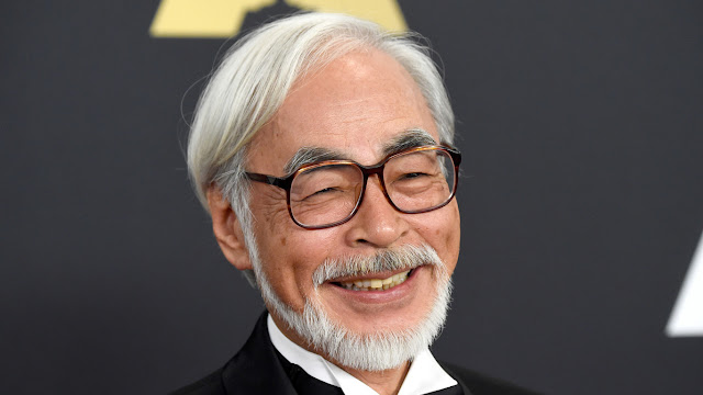 The legendary Hayao Miyazaki is bored as a retiree: he will re-direct a new movie