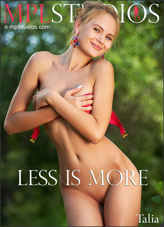 MPLStudios7-23 Talia - Less Is More 03100