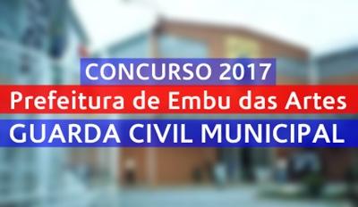 Apostila Concurso Prefeitura de Embu das Artes 2017