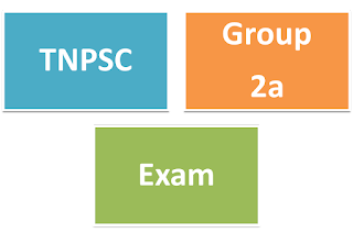 TNPSC Group 2a 2015 Latest
