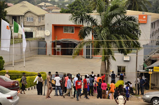 GT Bank, 3 Others Shut Down In Osogbo Alleged Invasion Of Tax