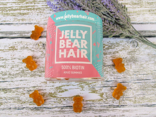 Integratore per capelli Jelly Bear Hair