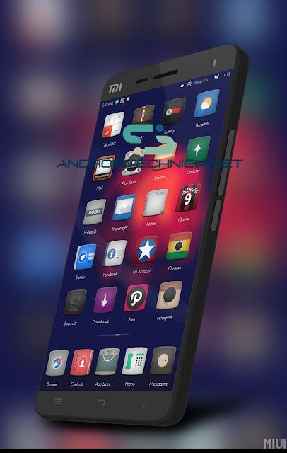 Kumpulan Tema Xiaomi MIUI 6-7-8 Terbaru 2020